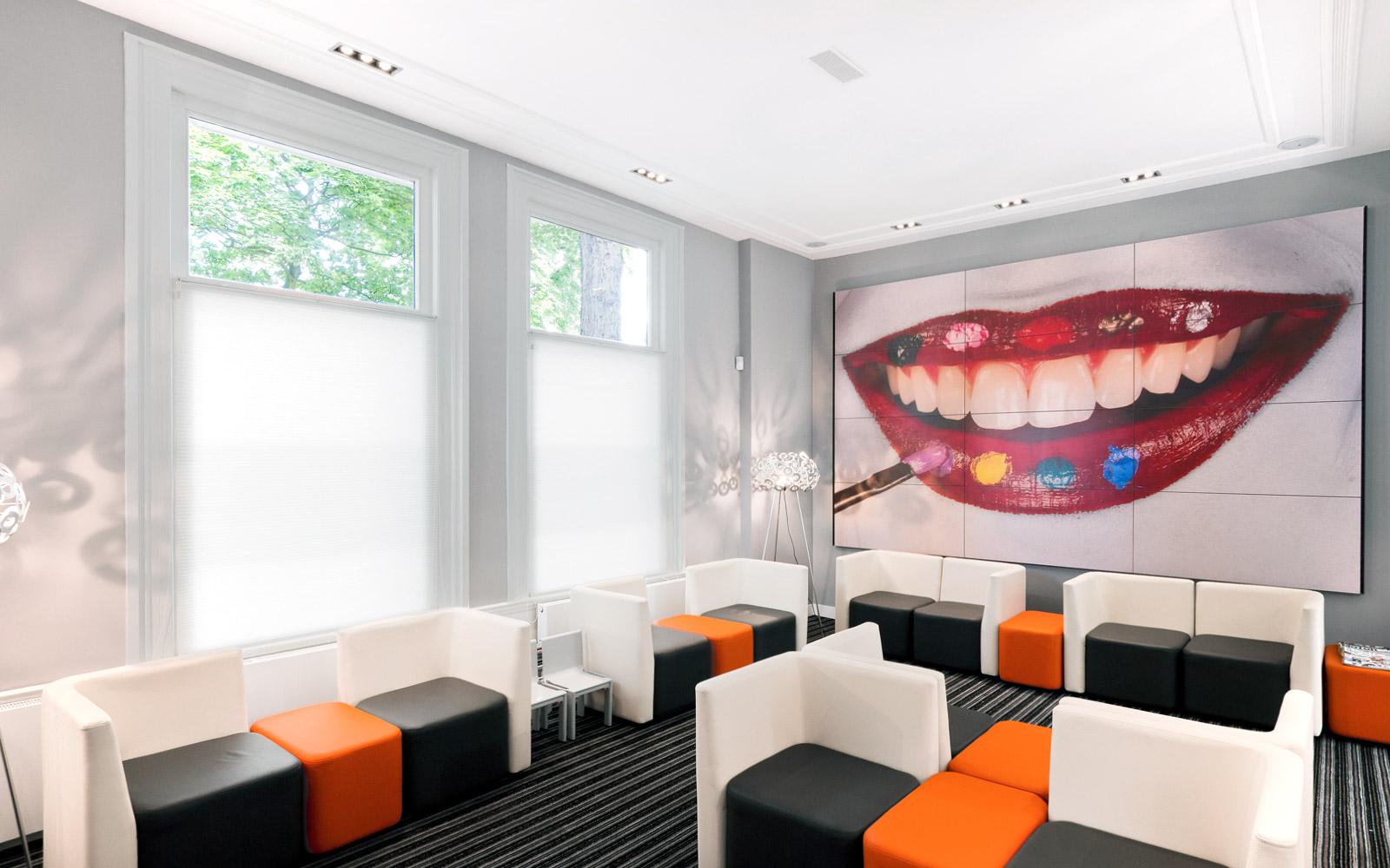 Plisse tandarts